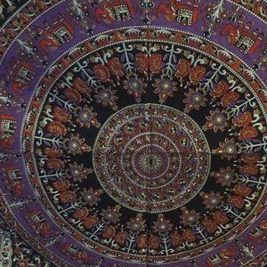 Pretty tapestry